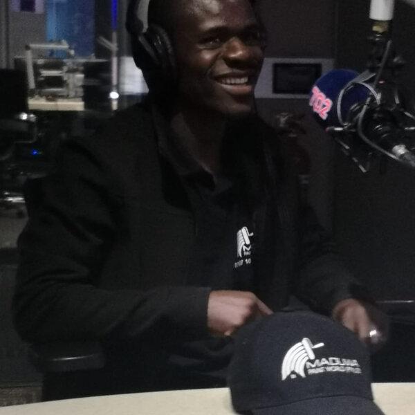 Motivation Monday: Rodney founded Maduwa Paint World (PTY) LTD