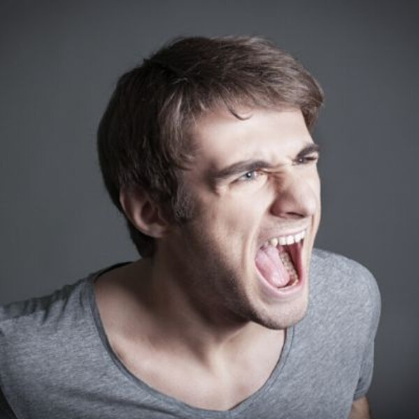 We have a feeling that this caller isn't happy with his mobile network provider