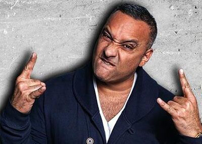 Russell Peters on Kfm Mornings