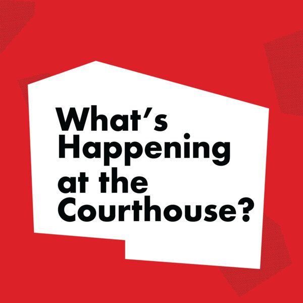 What's happening at the Courthouse? Child maintenance, furniture theft and half a joint
