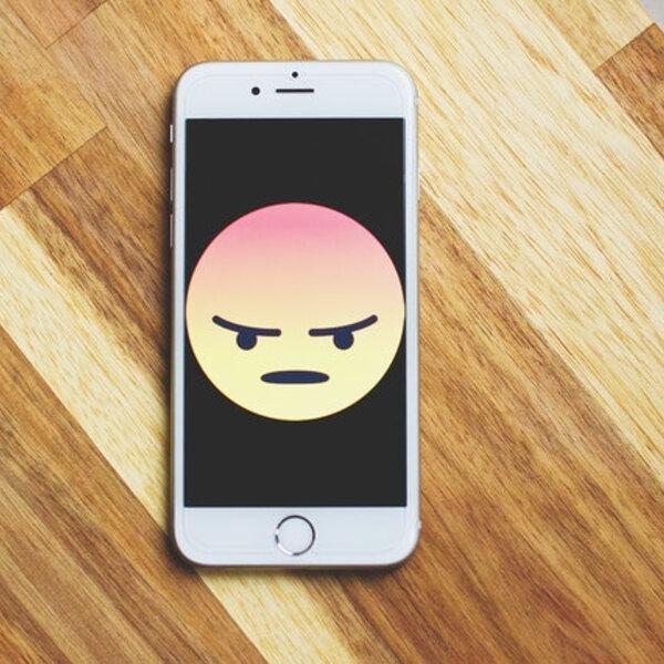 Real-life ridiculously angry customer