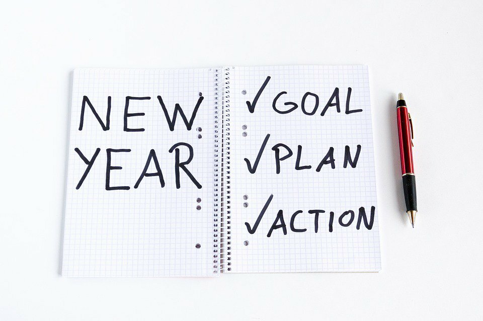 Wellness Feature: New year resolutions