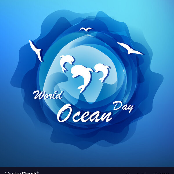 Nature Diary - World Oceans Day