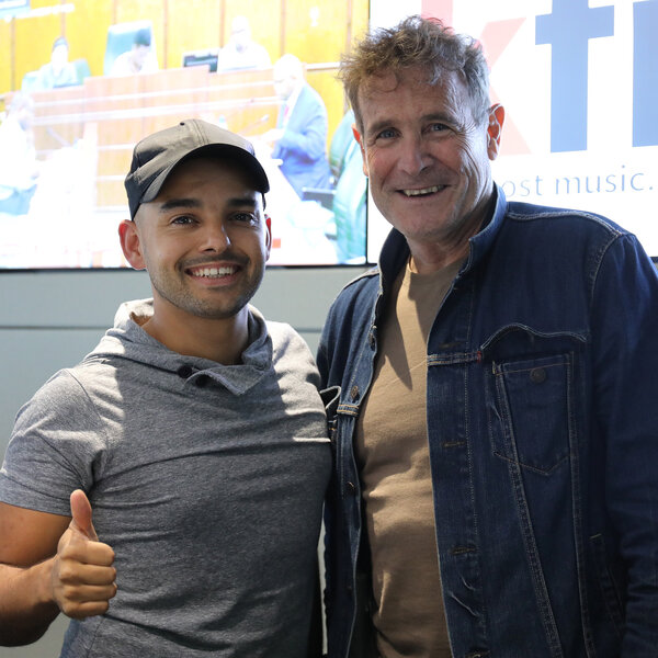 Johnny Clegg's final interview on the #CokeTop40CT