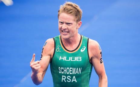 Ryan chats to Henri Schoeman who won SA's first Gold Medal in the Commonwealth Games in Australia.