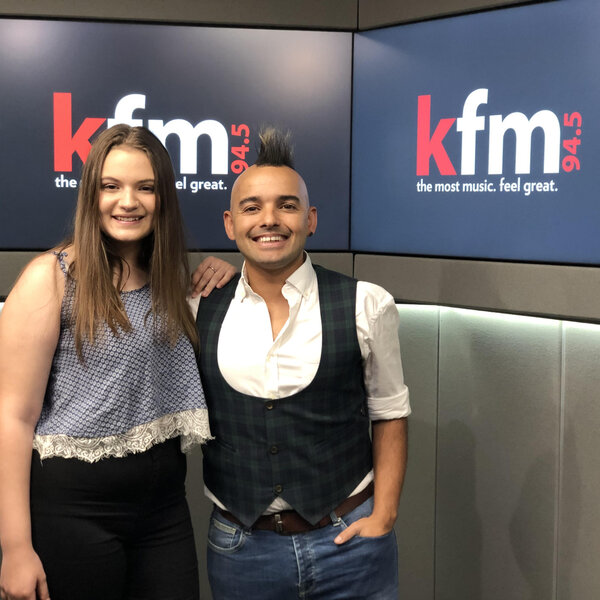 15-year-old Tayla Hunter stuns the Cape with incredible voice