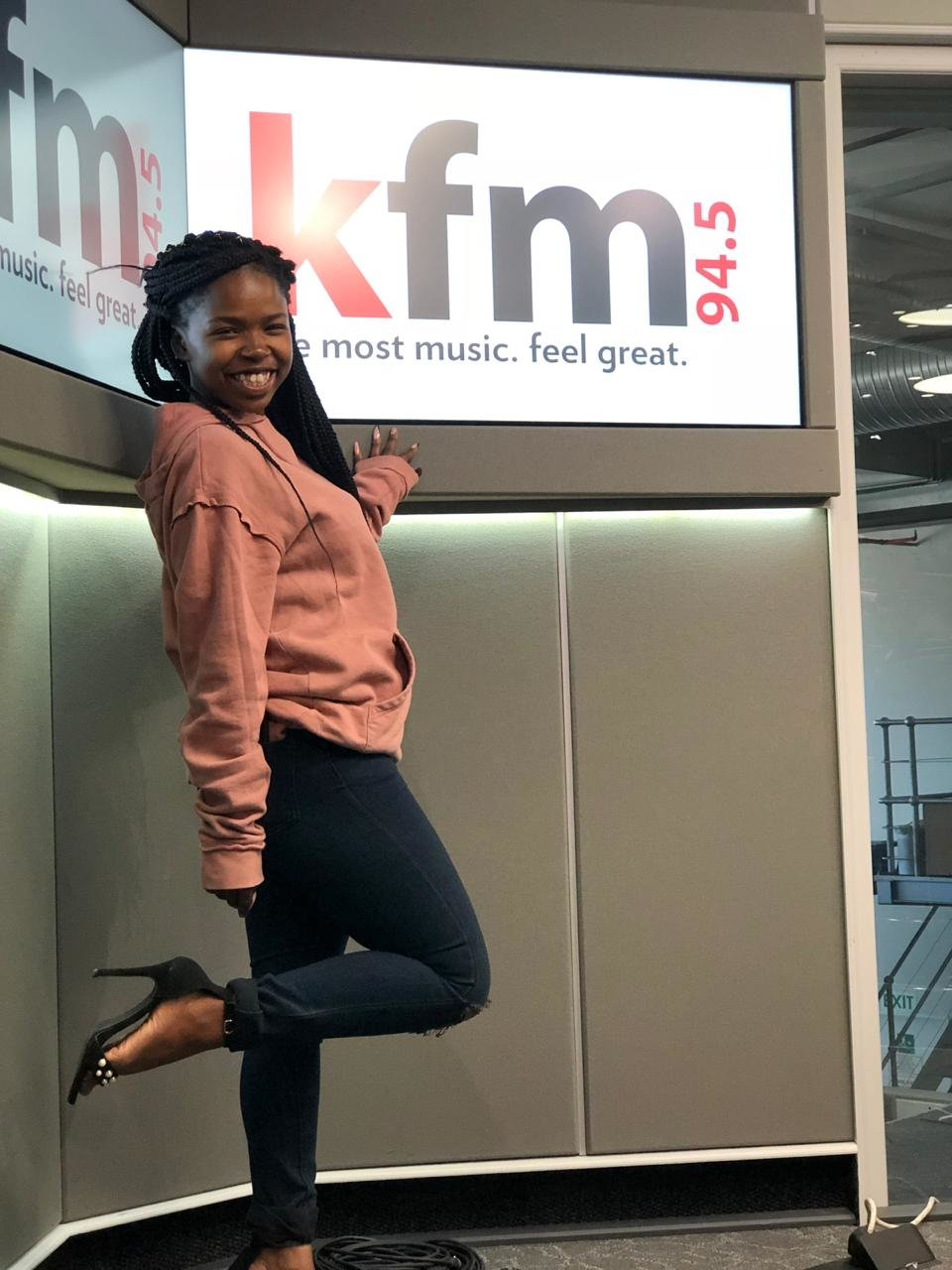 Tracey Lange get's to know our very own Yanga Idols SA winner 2018