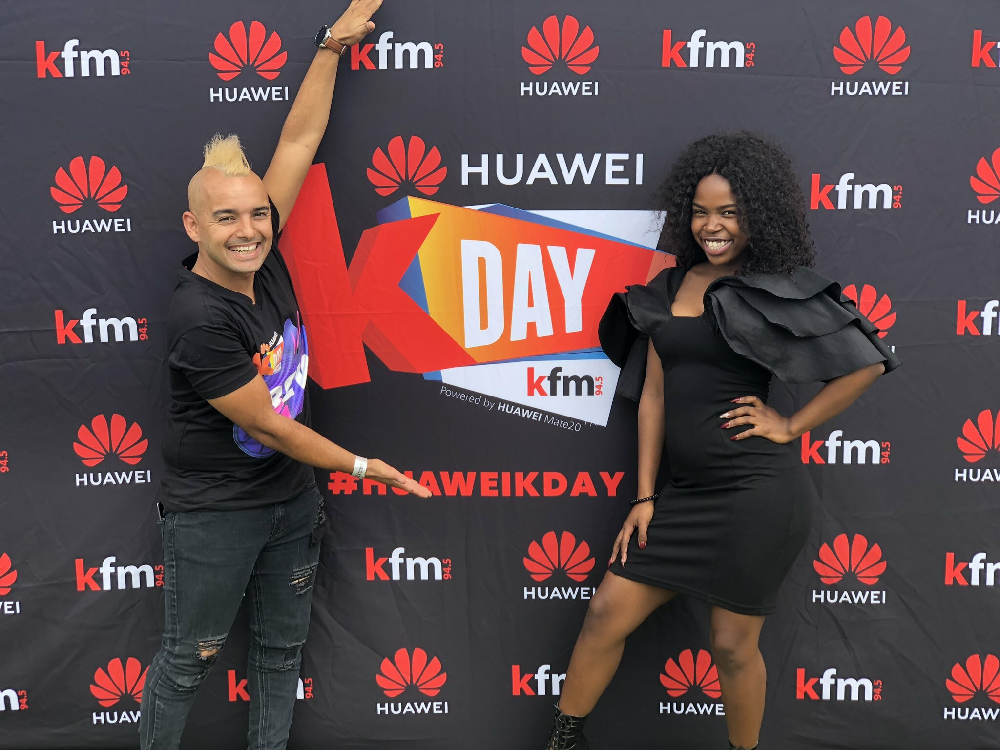 Following her Huawei KDay performance, Yanga joins Carl on the chart