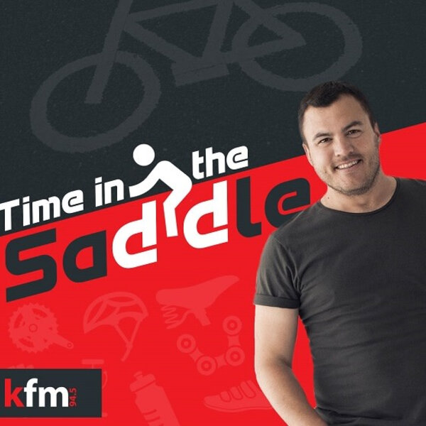 Omnico's Nick Barr joins the Time in the Saddle team