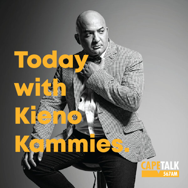 Kieno in conversation with Sky News Anchor and Author,Jeremy Thompson