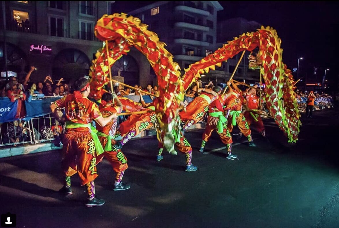 Time for the 10th Cape Town Carnival