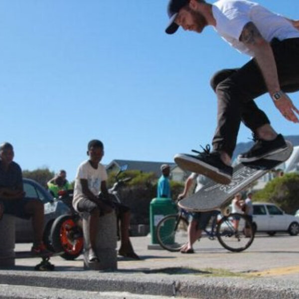 Eyethu Skate Park is finally a reality