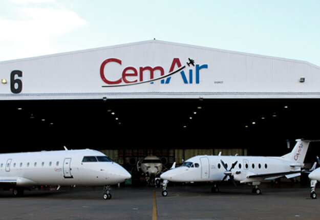 Aviation authority effectively grounds CemAir flights