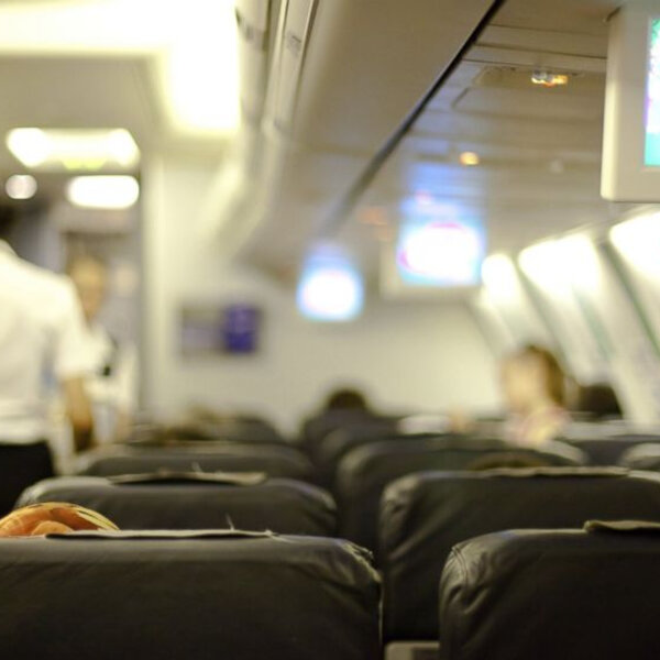 The cost of diverting a plane to eject disruptive passengers