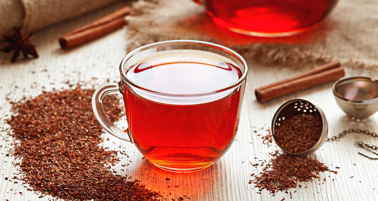 Why have prices of Rooibos reached an all-time high?