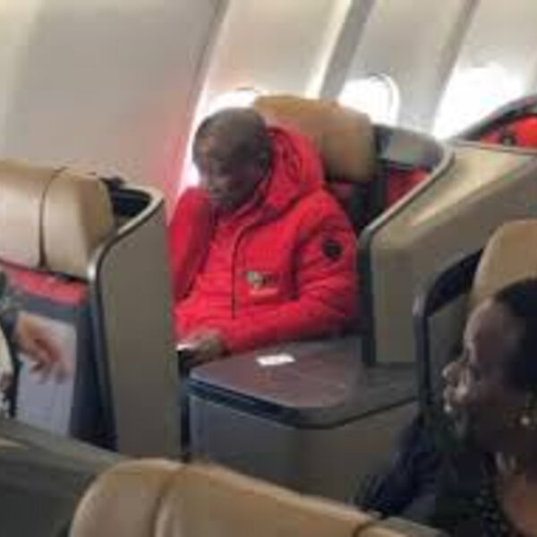 Barbs' Wire - A passenger mocking Julius Malema for flying business class