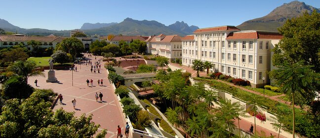 Stellenbosch University on cutting edge of water saving energy generation