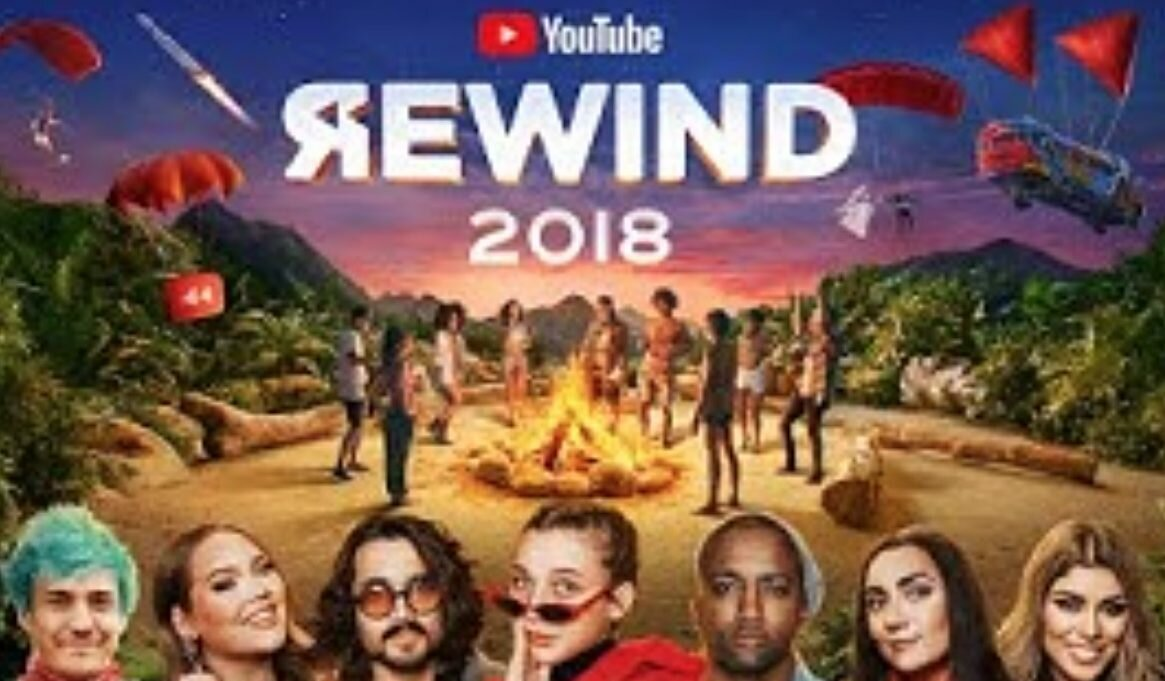 What'sViral - YouTube Rewind 2018 becomes site's second most disliked video