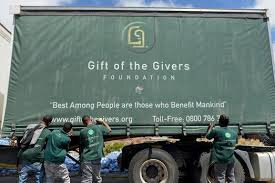 Gift of the Givers halts water relief efforts in Makhanda