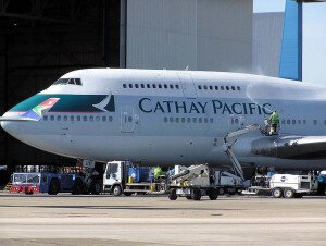 Cathay Pacific to fly non-stop to Cape Town
