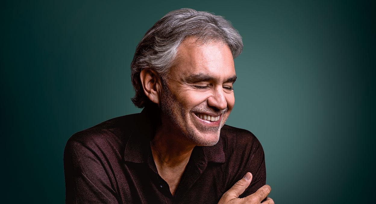 Andrea Bocelli Live.