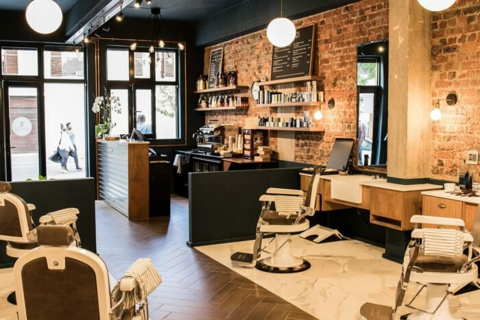 Legends Barber voted best male grooming Salon