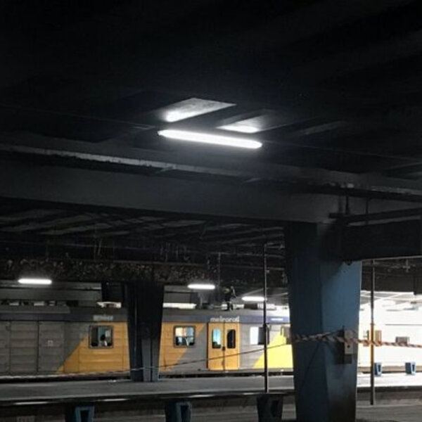 Woman at her wits end with Metrorail