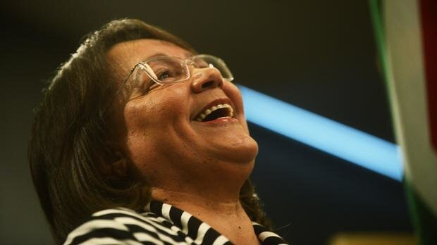 Patricia de Lille to launch new party of action ahead of elections