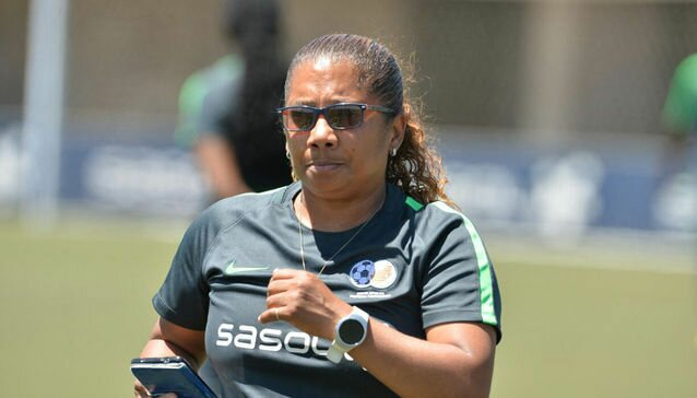 Desiree Ellis wins CAF women's coach of the year
