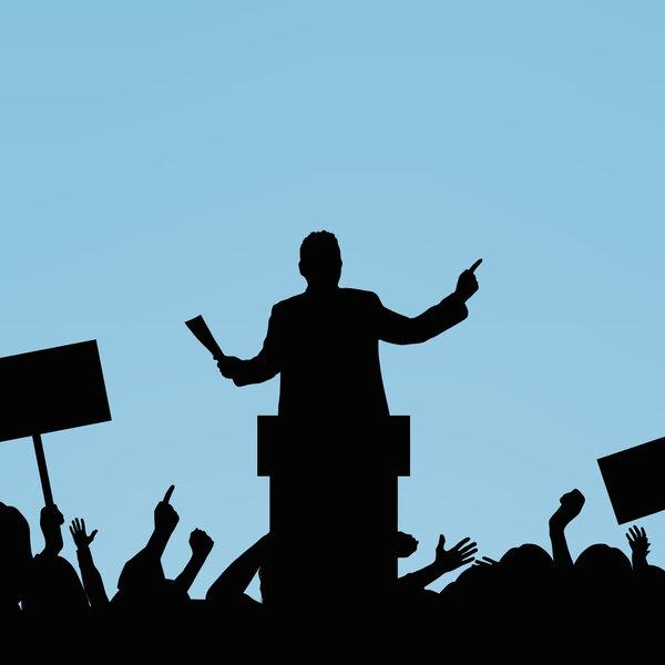 Psychology of a Politician