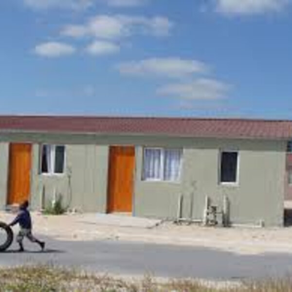 A closer look at the Western Cape Housing