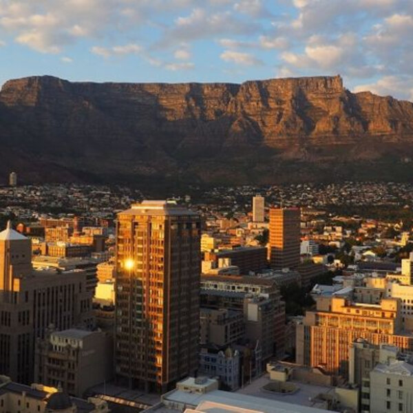 What economic opportunities are there for poorer areas of the Western Cape?