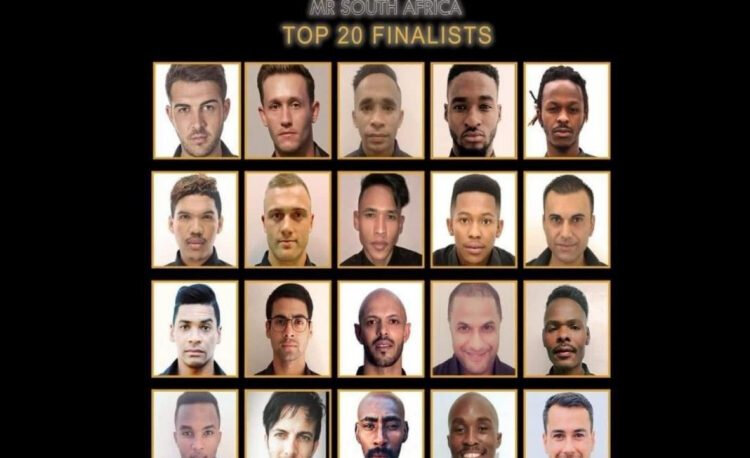 Twitter users mock Mr South Africa Top 20 selection