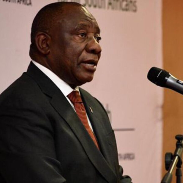 Political trend analyst's positive outlook on the Ramaphosa presidency