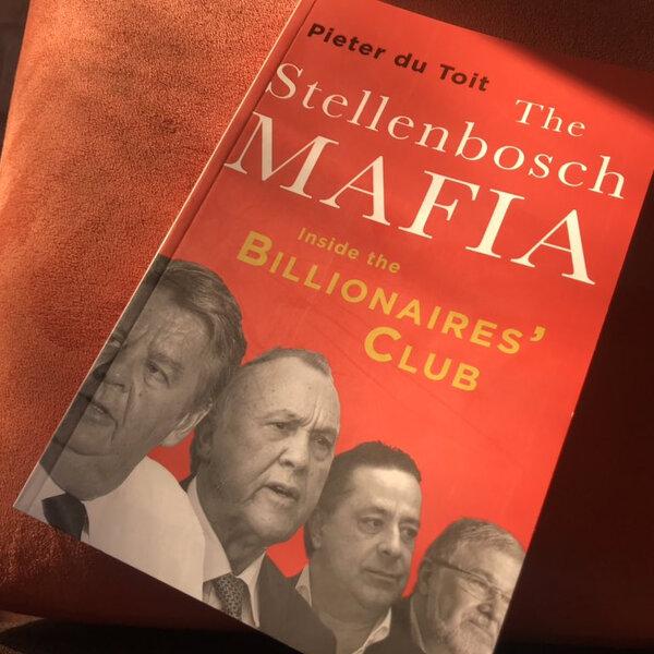 "Spotlight on ""Stellenbosch Mafia"""