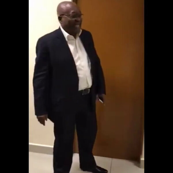 Barbs Wire - Zuma 'brightens up your day' as he heads to Zondo Commission