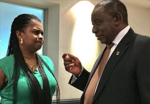 The Presidency on SABC board and Atlantis SEZ