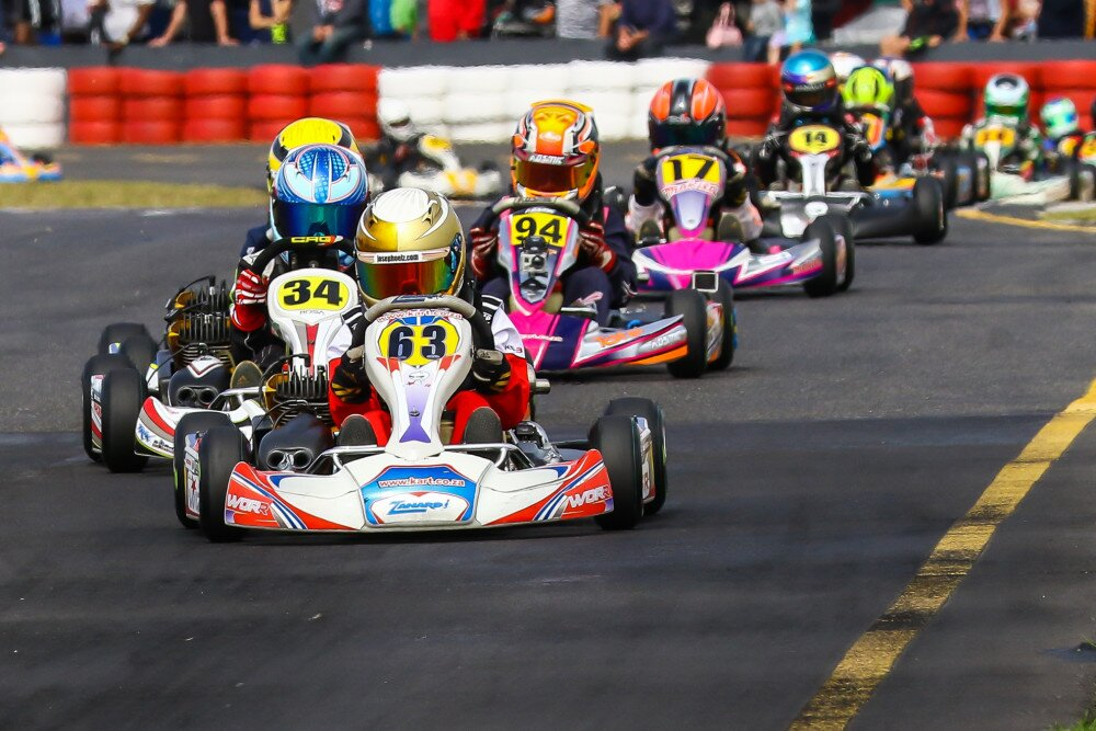 Karting as a sport for kids