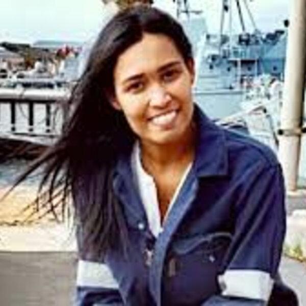 SA's first female ship builder is a Bonteheuwel woman
