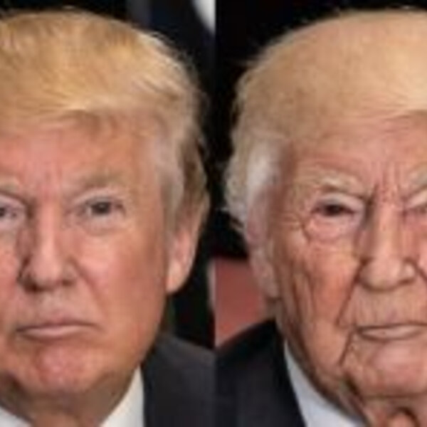 Barbs Wire - FaceApp, which is currently trending in South Africa