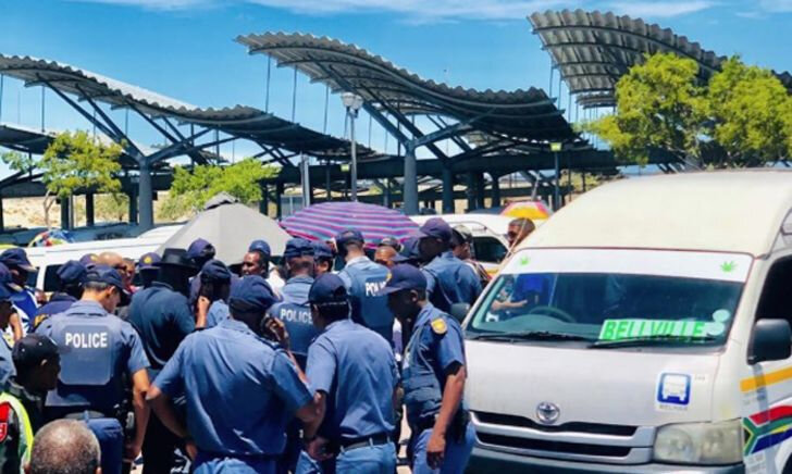 City of Cape Town in bid to rein in unruly taxi drivers