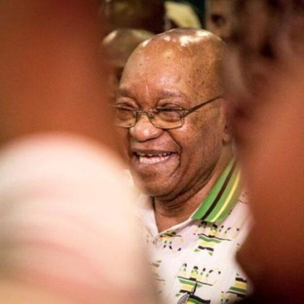 Zuma's Day 1 at Zondo Commission