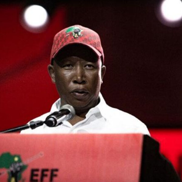 Warrant of arrest issued for Julius Malema for failing to appear in court