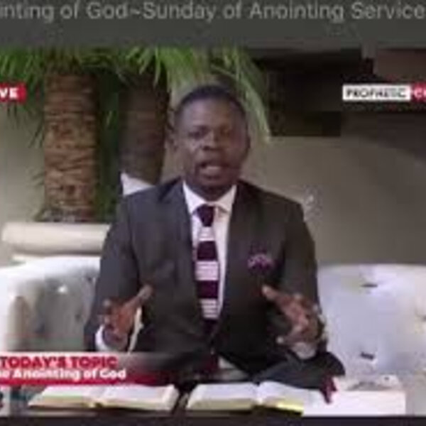 Barbs Wire - Bushiri Live requesting offerings from congregation
