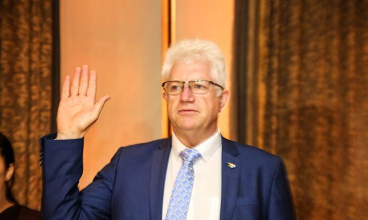 Alan Winde discusses his appointment of MECs for Western Cape