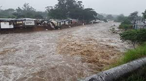 Port St Johns hit by severe flooding