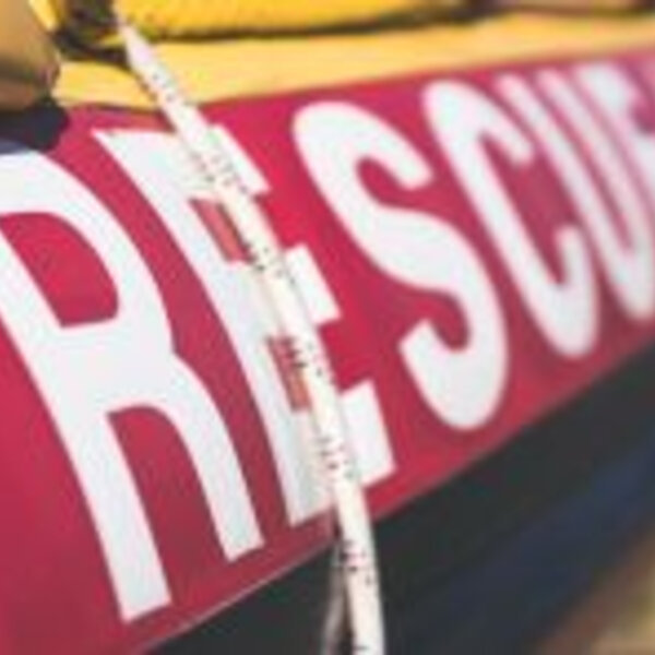 NSRI: Strand Search Efforts
