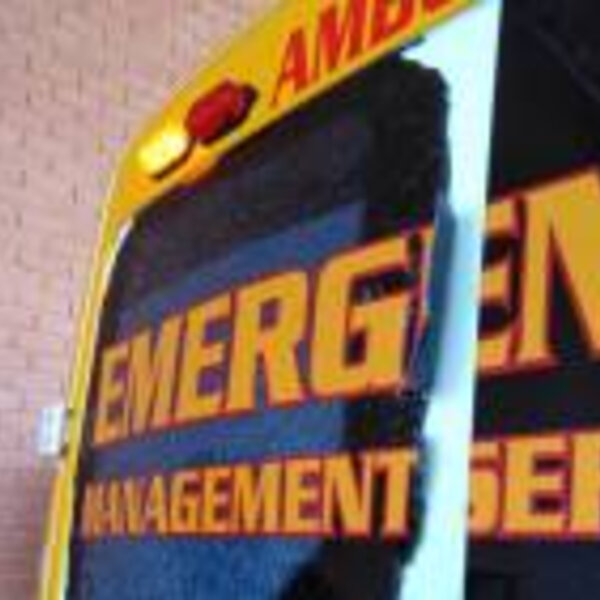Another EMS attack