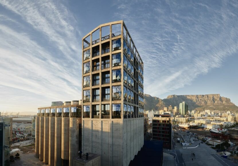 Zeitz MOCAA - Museum of contemporary Art Africa work shop