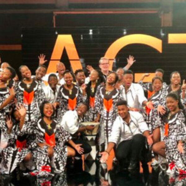 Ndlovu Youth Choir headed to 'America's Got Talent' live rounds